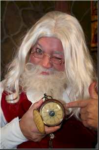 How many days left to Christmas?  How long to Christmas?  Tick! Tock! Just Watch Santa's Christmas clock!